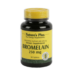 Bromelaína 250 mg 90 comp