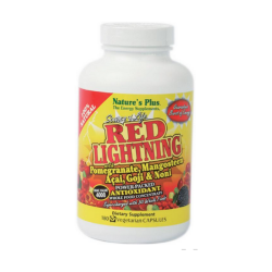 Red Lightning 180 cap