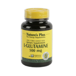 L-Glutamina 500 mg 60 cap