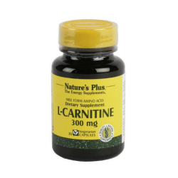 L-Carnitina 300 mg 30 cap
