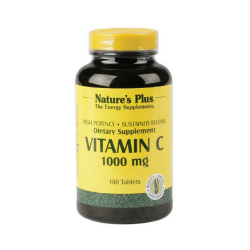 Vitamina C 1000 mg 180 comp