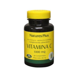 Vitamina C 1000 mg 60 comp