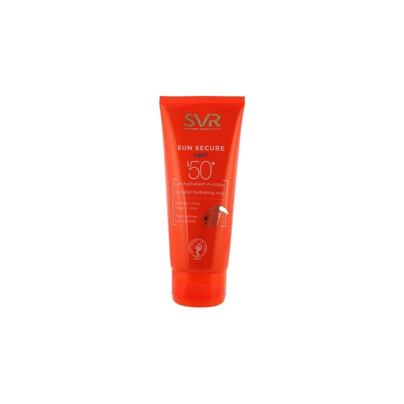 SUN SECURE Fluido SPF50+ 50ml