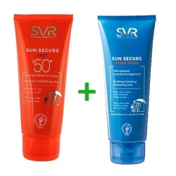 SET SUN SECURE Fluido SPF50+ 50ml + After Sun 50ml