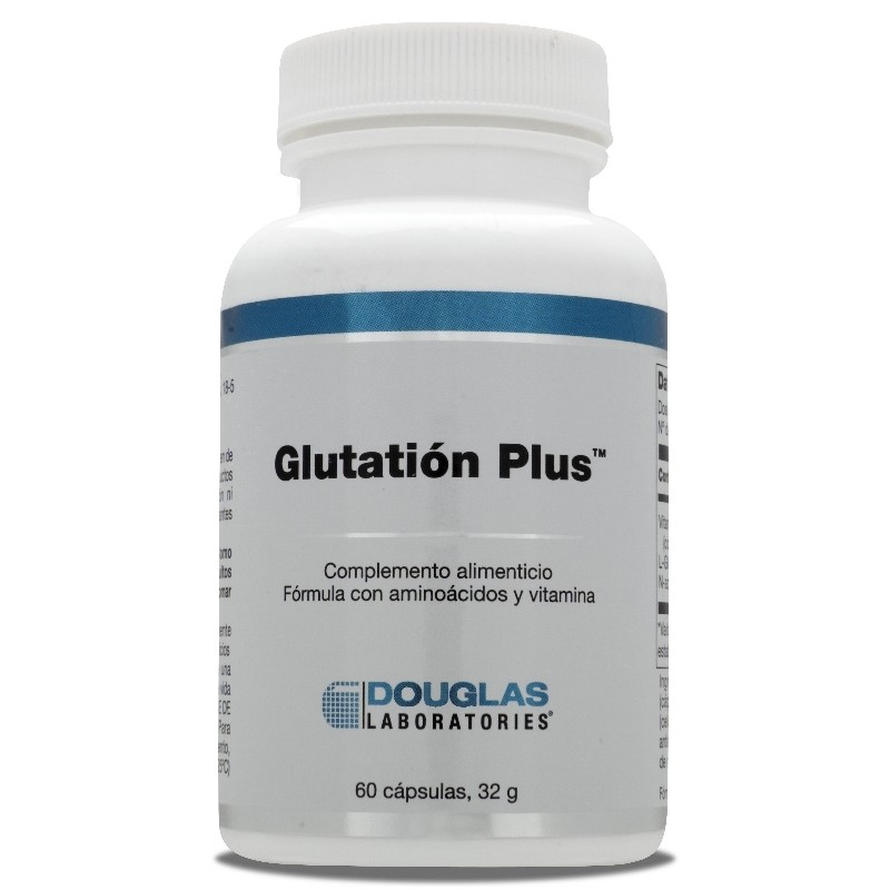 Glutatión Plus 60 caps