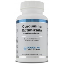 Cúrcuma optimizada con Neurofenol  60 caps. veg
