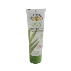 Gel hidratante (Gelly) de Aloe Vera 99% 120 ml