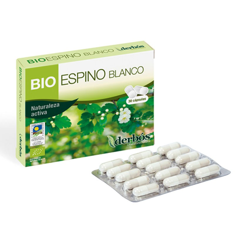 BIOESPINO BLANCO 30 caps 300mg