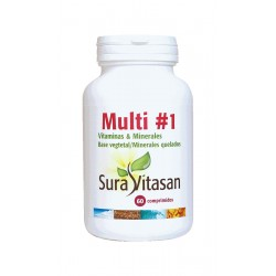 Multi 1 Vitamins & Minerals 60 comp