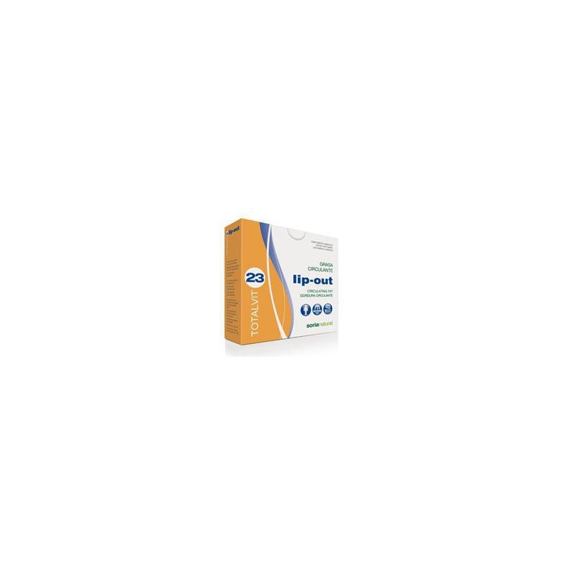 Totalvit 23 LIP-OUT  1255mg 28 compr
