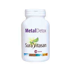 Metal Detox  750 mg 120 cap