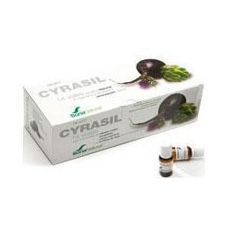 CYRASIL 10 ml  14 viales
