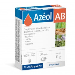 AZEOL AB 30 caps