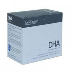 IDEAL OMEGA DHA 90 caps