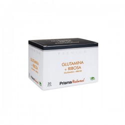 GLUTAMINA + D-RIBOSA 30 sticks