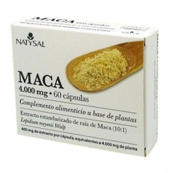 MACA  4.000 mg (Maca ratio 10:1) 60 caps