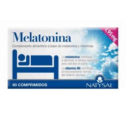 MELATONINA  1,95 mg  60 comp