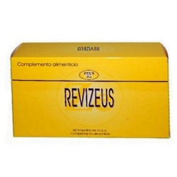 REVIZEUS  30 ampollas