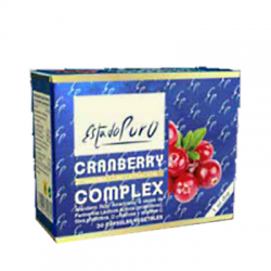 CRANBERRY complex 30 caps ESTADO PURO
