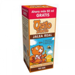 OSITO SANITO JALEA REAL 200 ml