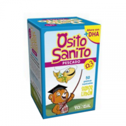 OSITO SANITO MOCOSETE 200 ml