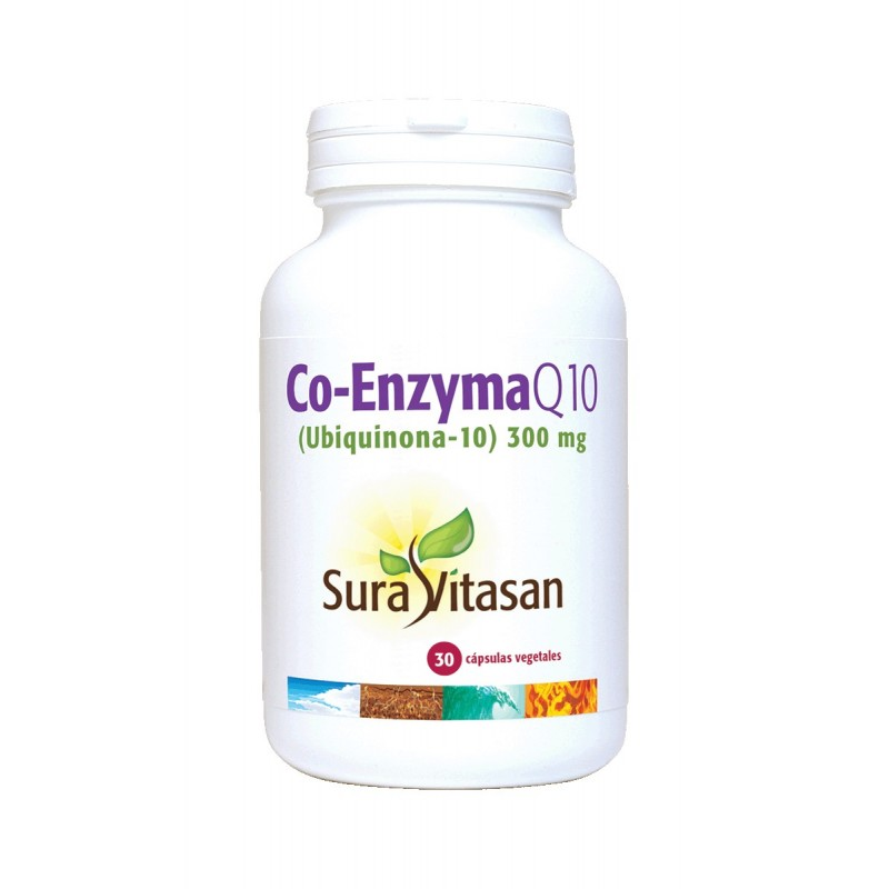 Co-Enzyma Q10 - 300 mg 30 cap