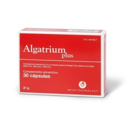 ALGATRIUM PLUS (350 mg DHA) 30 perlas