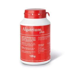 ALGATRIUM PLUS (350 mg DHA) 180 perlas