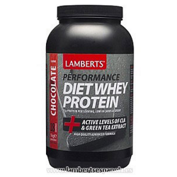 DIET WHEY PROTEIN sabor chocolate 1 Kg