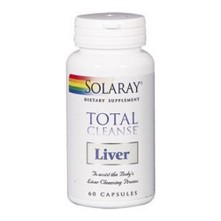 TOTAL CLEANSE LIVER  60 caps veg