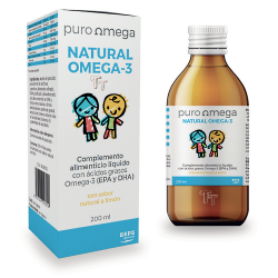 Natural Omega-3 niños 200 ml