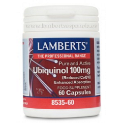 UBIQUINOL 100 mg 60 caps