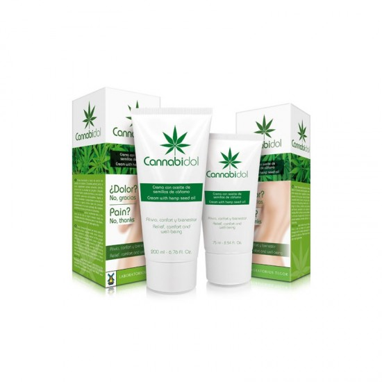 Cannabidol Crema 200 ml