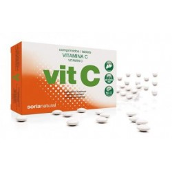VITAMINA C Retard  500mg 36 compr