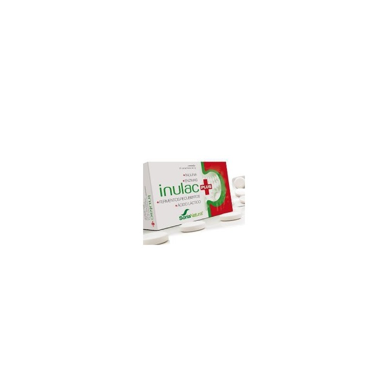INULAC  PLUS  24 tablets 2 gr