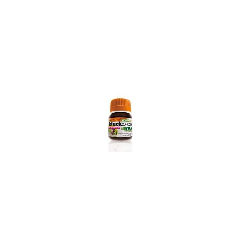 vit&min 37 BLACK  COHOSH 30 compr x 800 mg